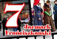 Jarmark Franciszkański w ramach Dni Krosna – Miasta Szkła