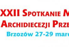 Spotkanie młodych archidiecezji przemyskiej – SMAP 2015