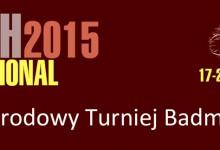 Międzynarodowy Turniej Badmintona – Polish International 2015 w Bieruniu