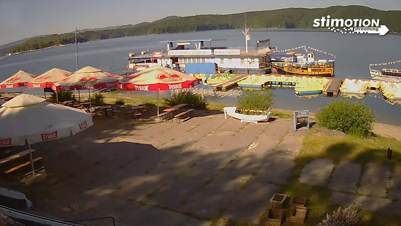 Biała Flota Solina Jawor Bieszczady Live